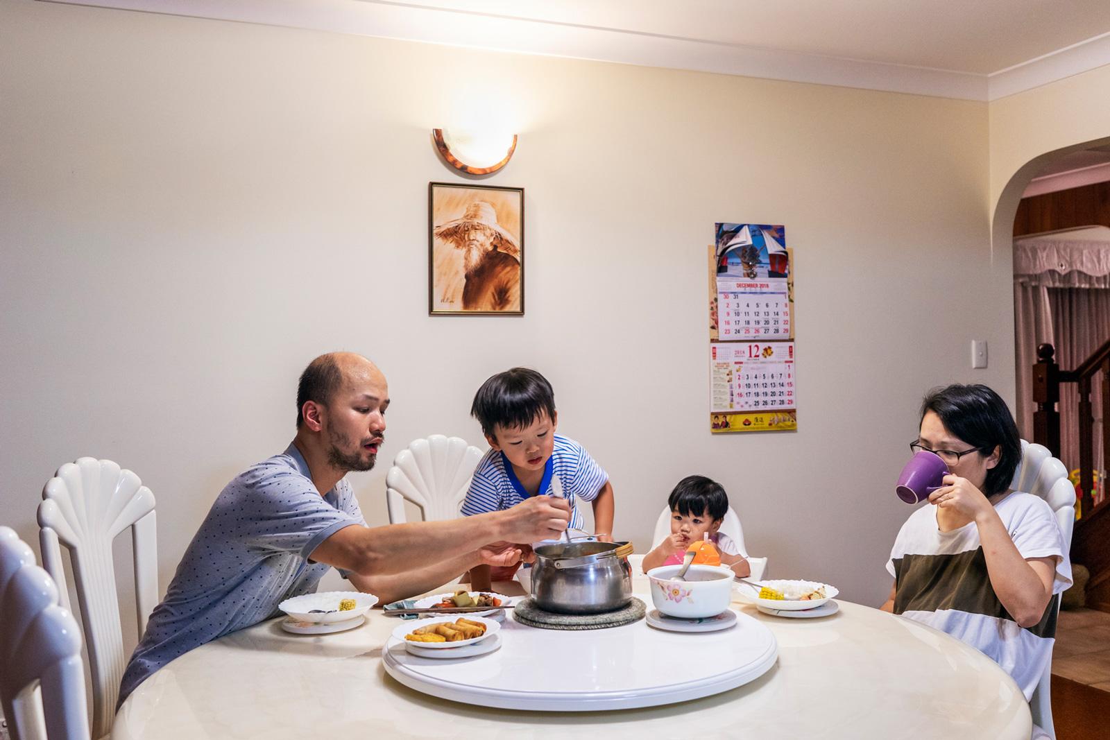 Chiang-Family