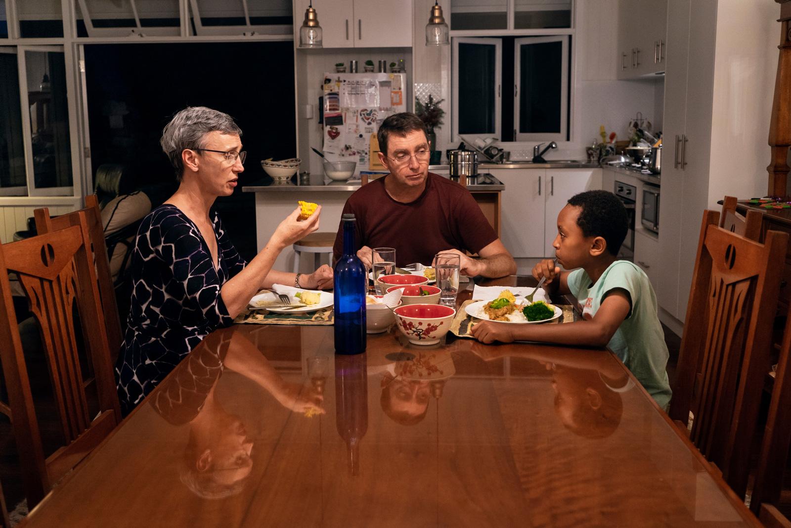 Crookes-Family